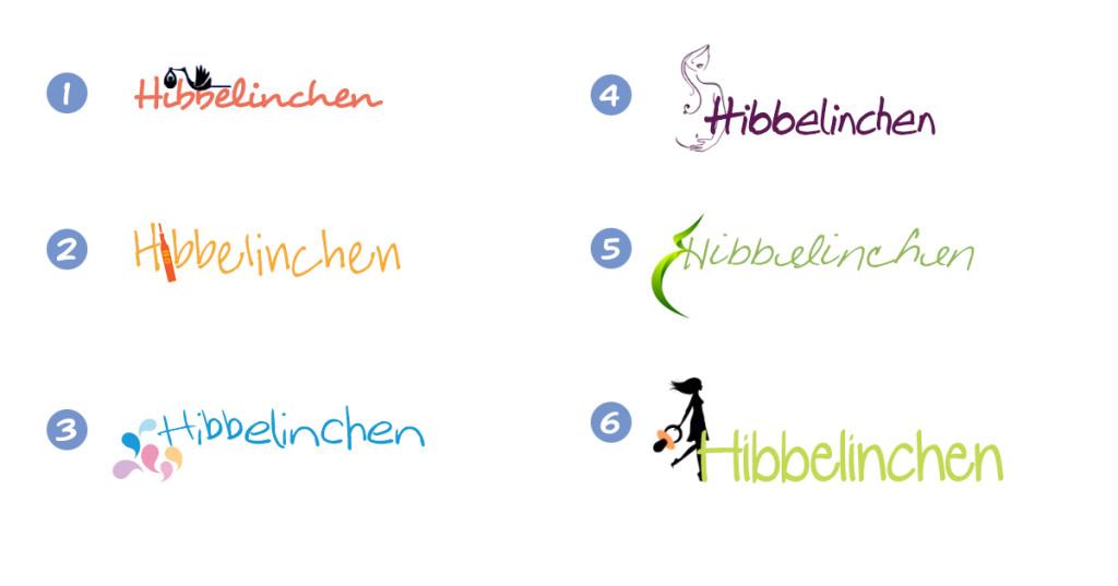 Hibbelinchen Logo